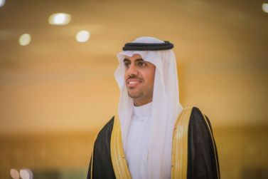الشاب محمد بن خالد السيف يحتفل بزواجه