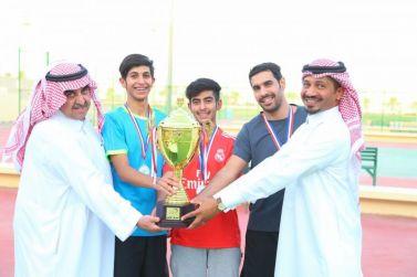 تأهل فريق التنس الأرضي بنادي أشيقر لتصفيات المملكة