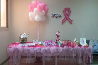 جامعة شقراء تًفعل اليوم العالمي لسرطان الثدي