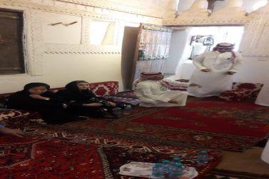 وفد من البنك الدولي يزور المناطق التراثية في محافظة شقراء