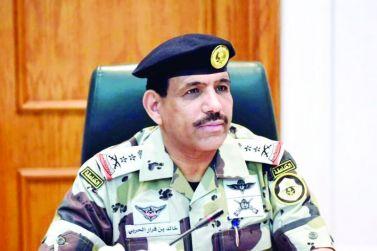 تعرّف على الفريق الأول / خالد بن قرار الحربي مدير الأمن العام.