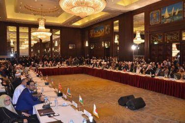 وزير الشؤون الإسلامية: المملكة تبذل كل ما في وسعها لتحقيق الأمن وترسيخ الوسطية ومحاربة التطرف وتتعاون في ذلك مع جميع دول العالم