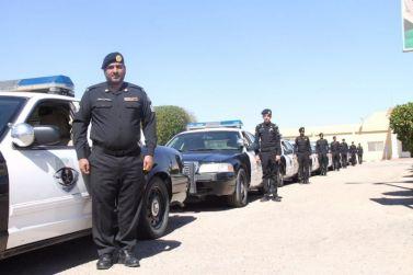 تدشين دوريات الأمن بمحافظة شقراء