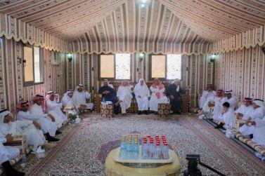 أسرة الحسين تعقد اجتماعها السنوي في محافظة شقراء