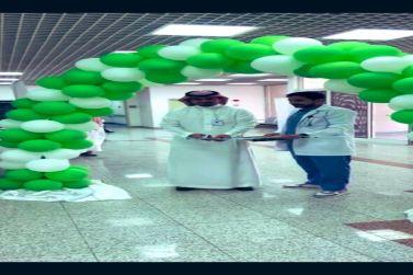 مدير مستشفى شقراء يفتتح  معرض الأسبوع الخليجي الموحد لتعزيز صحة الفم والأسنان