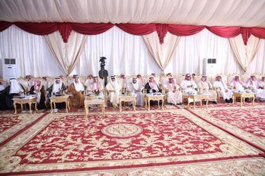 أمين الرياض يفتتح مبنى بلدية القصب، والمجلس البلدي، ونادي البلدية الرياضي