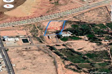 للبيع في مركز  الوقف بشقراء قطعة ارض بصك شرعي مساحتها  ٩١٣١ متر مربع لدى إعمار للعقارات