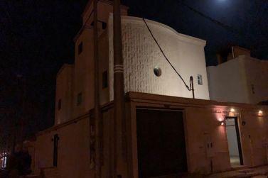 فيلا دبلوكس شارعين بحي الاندلس الواجهه حجر بدون سوم لدى املاك للعقار
