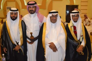 """آل جَلي """" يحتفلون بزواج أبنائهم """" عُمر و عبدالله"""