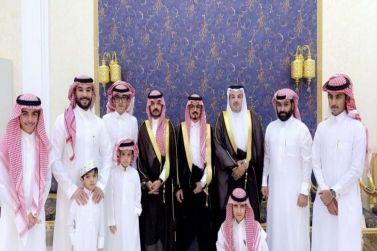 زواج الشاب: حمد بن طايل محمد الرقاص