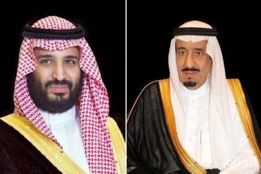 خادم الحرمين الشريفين وسمو ولي العهد يعزيان أسرة الفاضل السبيعي في وفاة والدتهم