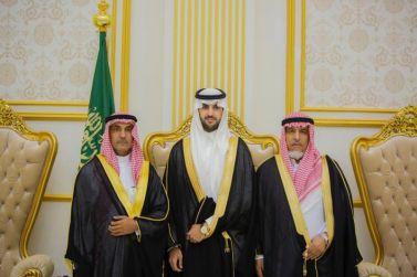 زواج الشاب: عبدالله بن محمد الشويعر
