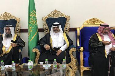 "زواج الشاب"" سلمان بن مرزوق السدر"