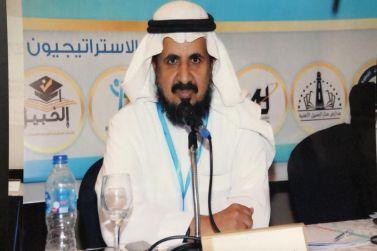 المستشار السعدي مديرًا لإدارة العلاقات العامة والاعلام بجامعة شقراء