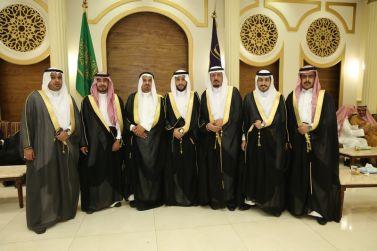 """زواج الشاب"""" محمد بن عبدالله بن جريس الجريس"""