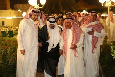 الشيخ سعود المريبض يعزي في وفاة الشيخ محمد بن عبدالعزيز الجميح يرحمه الله