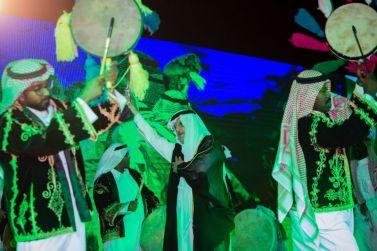 """شقراء تحتفل باليوم الوطني""""89""""  المجيد وسط حضور جماهيري غفير من المواطنين والمواطنات"""