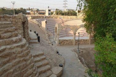 م . البواردي: المسرح الروماني سيصبح أحد معالم الوشم السياحية