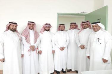 بدء مبادرة باحث المستقبل بين ادارة التعليم وجامعة شقراء