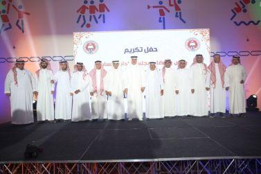 على شرف محافظ شقراء  نادي الوشم  يكرم رئيس وأعضاء مجلس الإدارة السابق