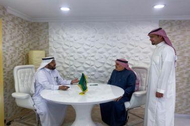 صحة الرياض ومؤسسة عمر البليهد الخيرية يوقعان اتفاقية لدعم مرضى الرعاية المنزلية مستشفى شقراء العام