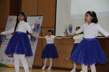 مركز التأهيل الشامل للاناث بمحافظة بشقراء يحتفل باليوم العالمي للأشخاص ذوي الاعاقة