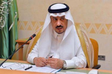أمير الرياض يصدر ٢١ قرارًا بنقل وتكليف عدد من المحافظين ورؤساء المراكز