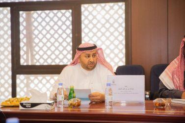 عبدالله بن إبراهيم المقحم يحصل على شهادة الدكتوراه مع مرتبة الشرف الأولى.