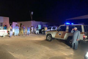 اللجنة المشتركة في محافظة شقراء تقوم بجولة تفقدية على مساكن العمال في المنطقة الصناعية بمحافظة شقراء