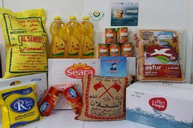 جمعية القصب توزع سلال غذائية طارئة للأسر الأكثر حاجة
