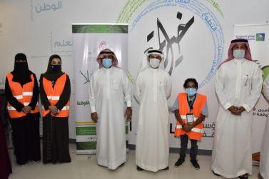 مبادرة تامين قطع غيار جهاز القوقعة بدعم من ارامكو السعودية