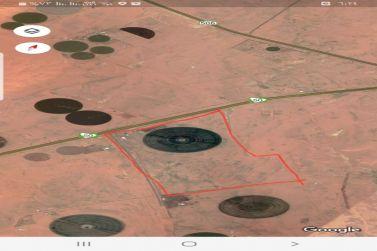 للبيع مزرعه قائمة على طريق شقراء الدوادمي بعد محطة سبتيه لدى إعمار للعقارات