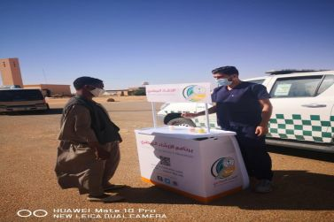 مكتب وزارة البيئة والمياه والزراعية بشقراء تشارك في حملة حصنها