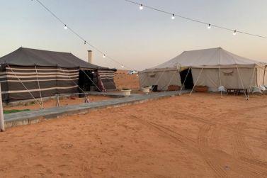 مخيم الاصالة للإيجار اليومي بمحافظة شقراء