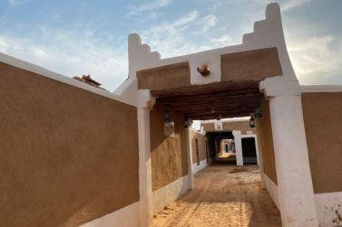 افتتاح سوق المجباب بالمدينة التاريخية بمحافظة شقراء يوم الخميس القادم  الموافق 1442/5/16هـ