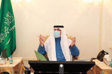 المجلس المحلي بمحافظة شقراء يعقد اجتماعه الثاني برئاسة المحافظ