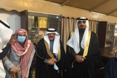 الشيخ ابن عقيل الظاهري يحتفل بزواج ابنه ( عبدالله )