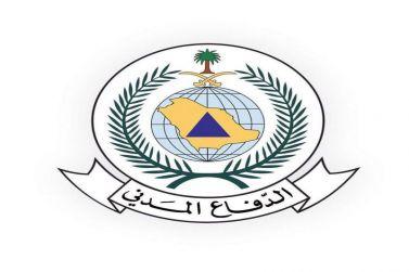 الدفاع المدني يهيب بالجميع توخي الحيطة لاحتمالية هطول أمطار رعدية على بعض مناطق المملكة ..