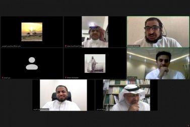 اللجنة الاستشارية لجمعية التنمية الأسرية بمحافظة شقراء تعقد اجتماعها الثاني