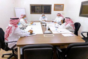 لجنة العلاقات العامة والإعلام تعقد اجتماعها الثاني