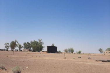 للبيع مزرعه غرب الجريفه مساحتها مليون متر